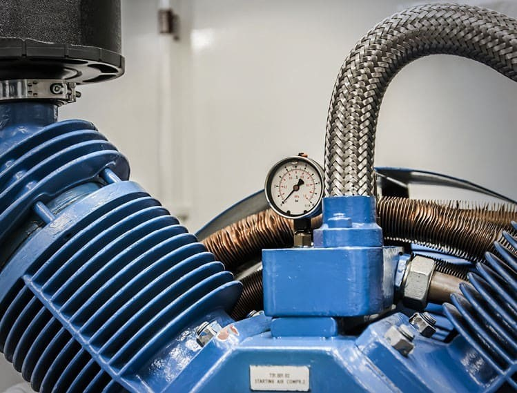 Compressors and Pumps Image Text