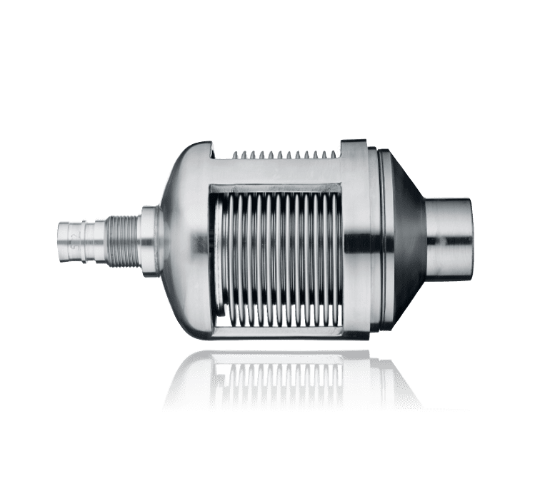 Metal bellows accumulator from Witzenmann